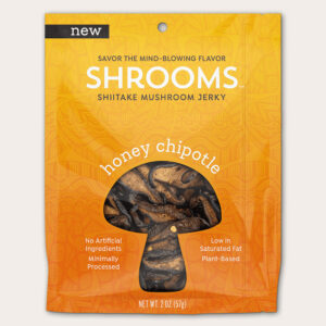 Shrooms Honey Chipotle Jerky