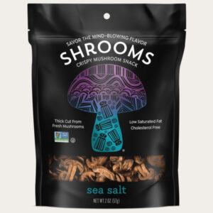 Shrooms Sea Salt Crisps